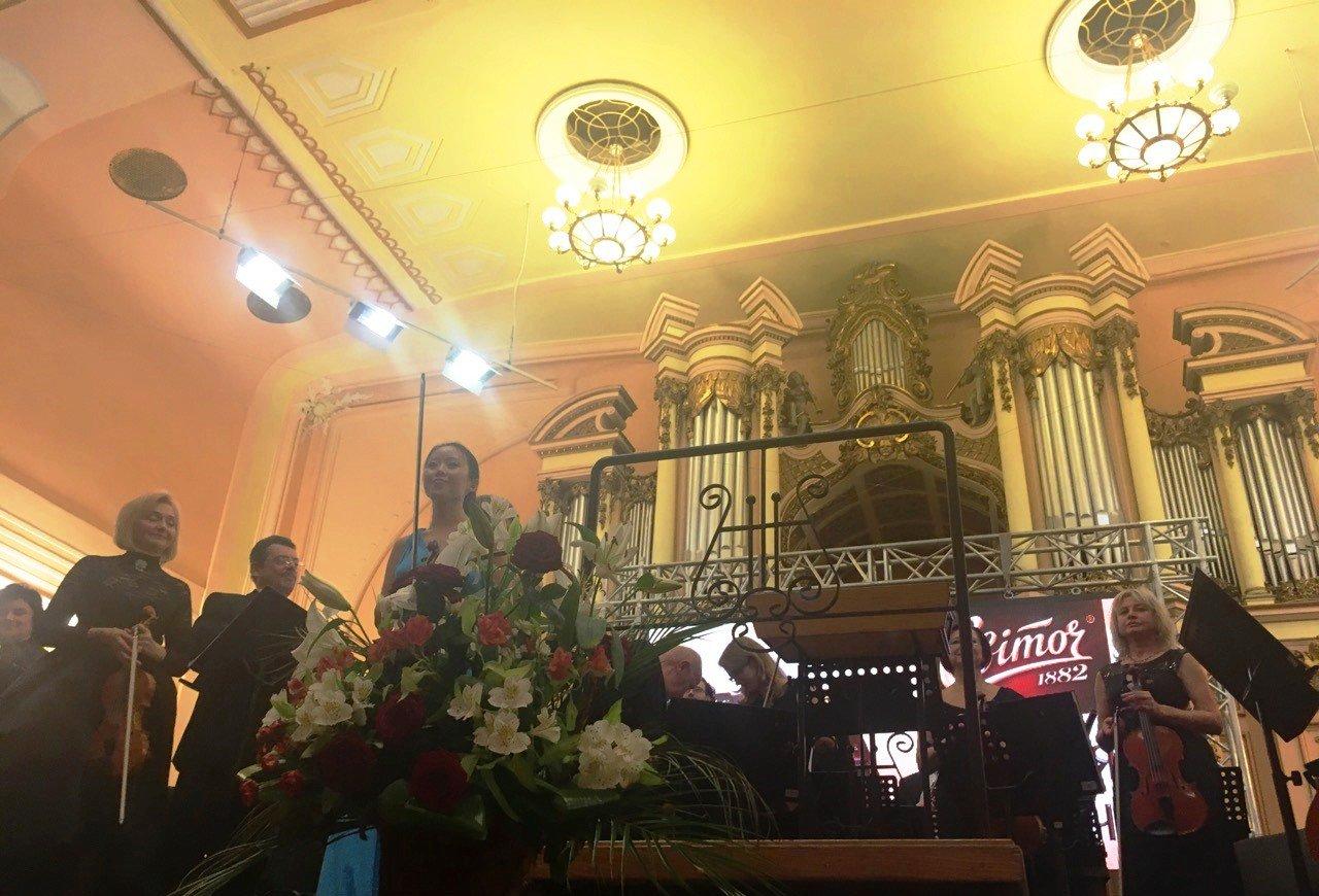 UA-Reporter: У Львові визначили переможців Другого міжнародного конкурсу скрипалів
